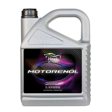 Моторное масло Heck® RSL SAE 5W-20 - фото 4008