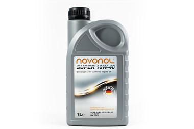 Моторное масло NOVONOL SUPER 10W-40 1л - фото 4354
