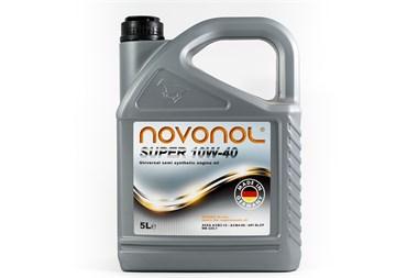 Моторное масло NOVONOL SUPER 10W-40 5л - фото 4370