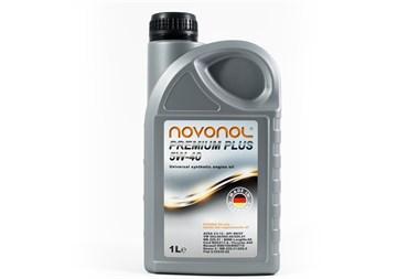 Моторное масло NOVONOL PREMIUM PLUS 5W-40  1л - фото 4375