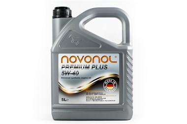 Моторное масло NOVONOL PREMIUM PLUS 5W-40 5л - фото 4378