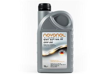 Моторное масло NOVONOL 5W-30 LL (Longlife) III 1л - фото 4379