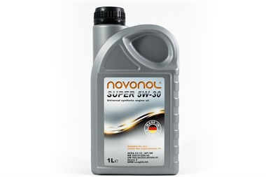 Моторное масло NOVONOL SUPER 5W-30 1л - фото 4383