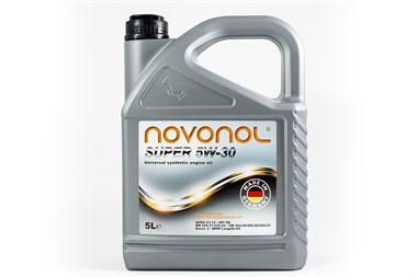 Моторное масло NOVONOL SUPER 5W-30 5л - фото 4386