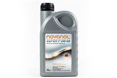 Моторное масло NOVONOL SUPER F 5W-30 1л - фото 4387