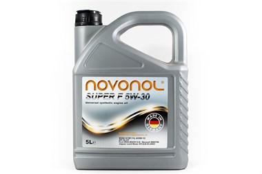 Моторное масло NOVONOL SUPER F 5W-30 5л - фото 4390