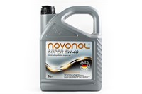 Моторное масло NOVONOL SUPER 5W-40 5л
