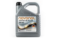 Моторное масло NOVONOL PREMIUM PLUS 5W-40 5л