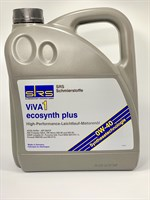 SRS Масло моторное VIVA 1 ecosynth Plus 0W-40  4 л